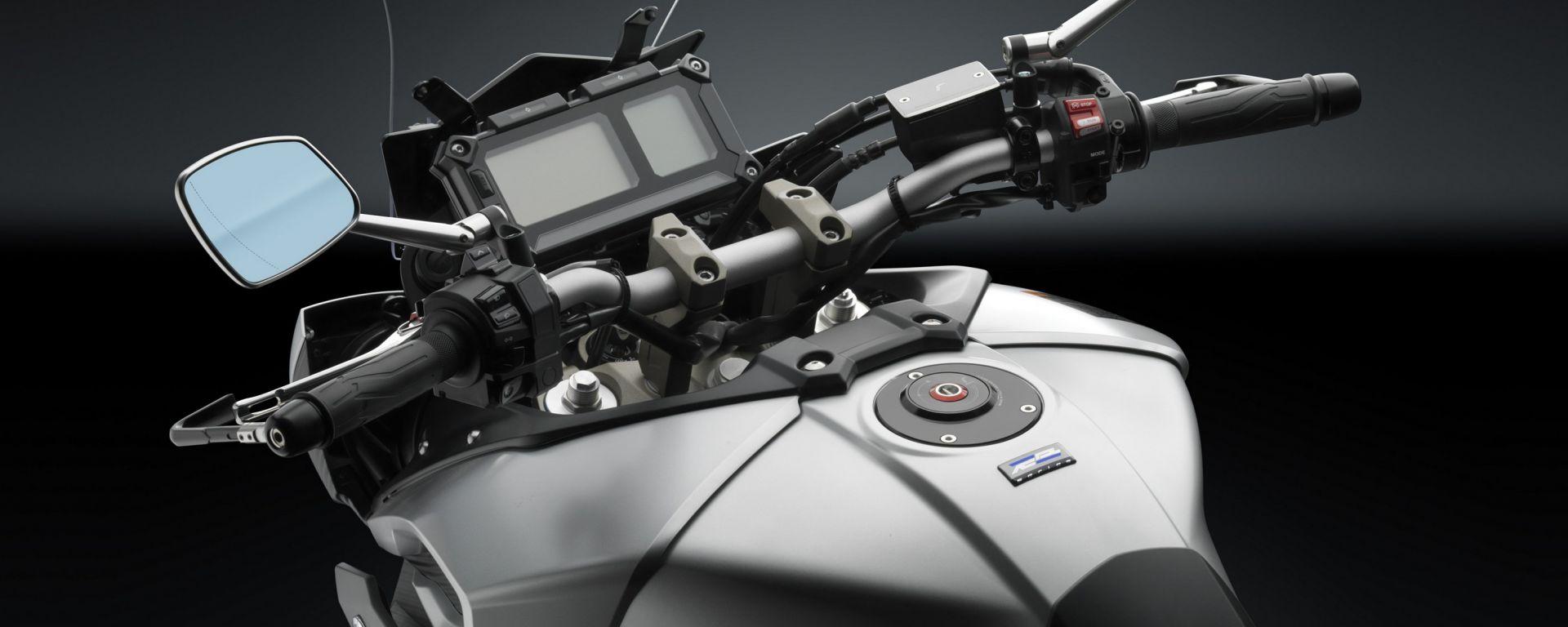 Rizoma: accessori per la MT-09 Tracer