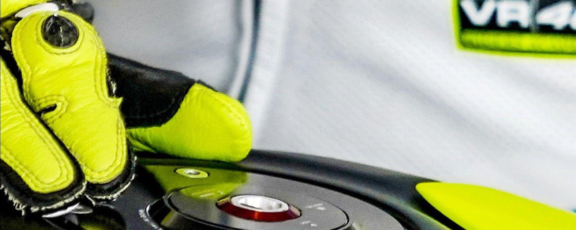 Rizoma e VR46: accessori per le moto di Valentino Rossi