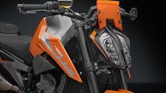 Rizoma: il parabrezza per KTM 790 Duke installato