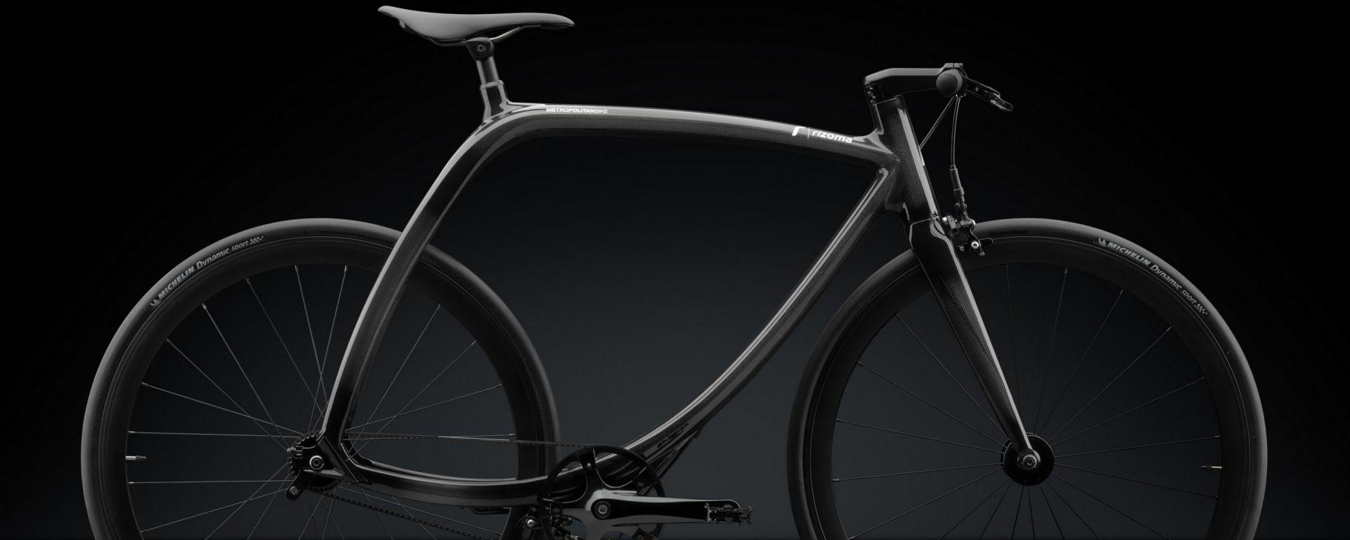 Rizoma Metropolitanbike R77