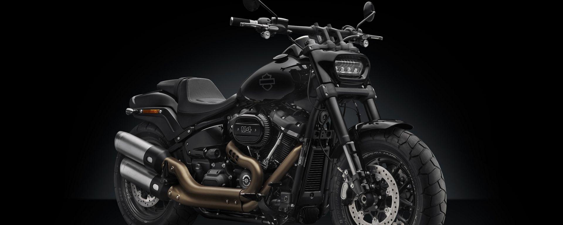 Rizoma: nuovi accessori per la gamma Harley Davidson Softail