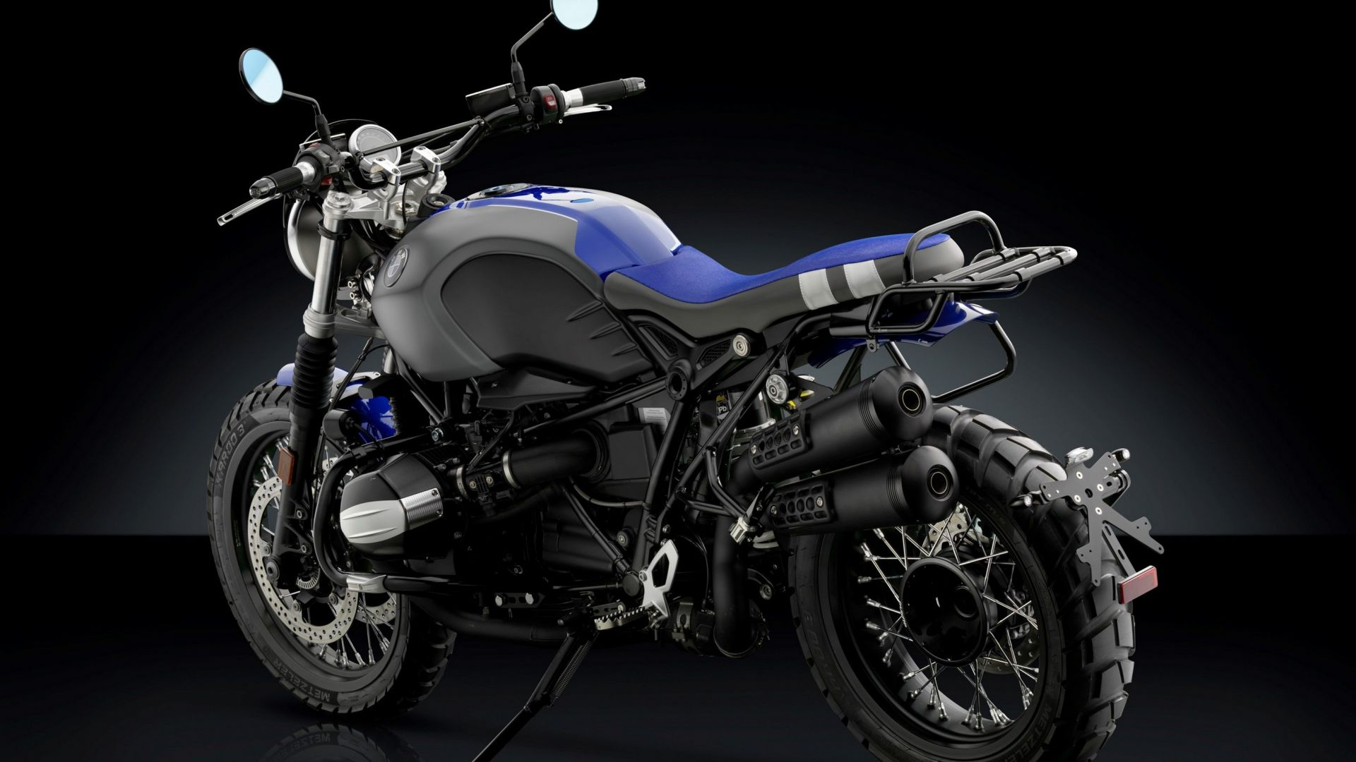 eicma 2016 rizoma accessory line per bmw r nine t scrambler 2016 motorbox. Black Bedroom Furniture Sets. Home Design Ideas