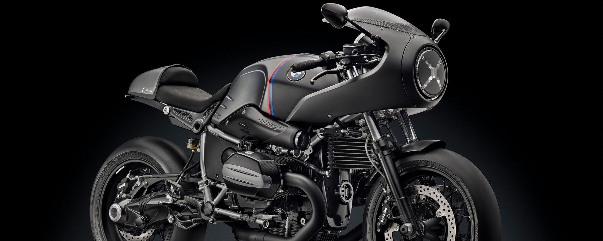 Rizoma: una nuova Accessory Line per BMW R nineT Racer