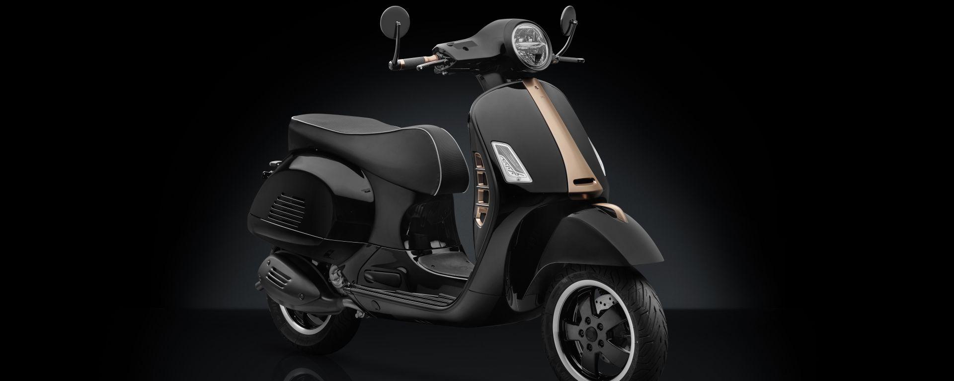 RIZOMA | Vespa GTS Super 300 hpe Bronze collection Kit