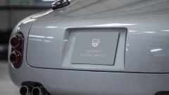 RML 250 GT SWB: i fari posteriori verticali sono un altro richiamo al modello originale