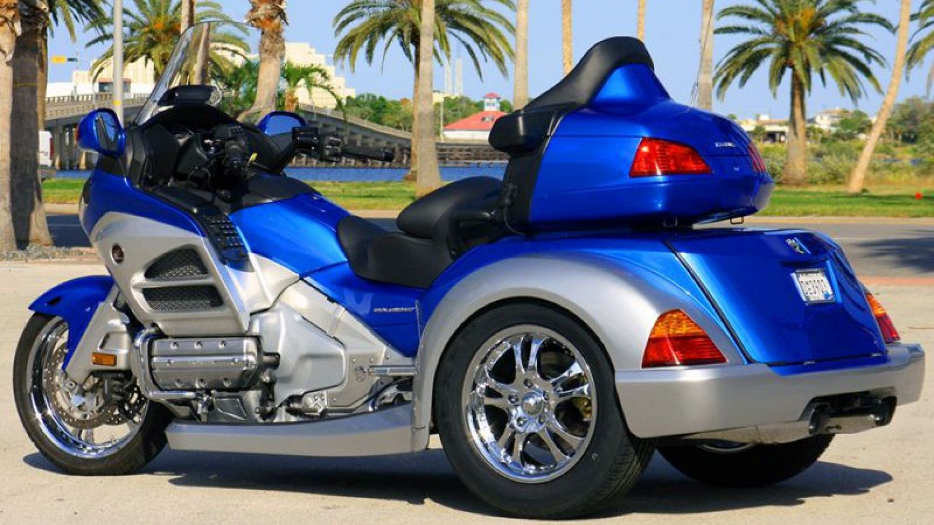 Pianeta USA: Roadsmith HTS 1800 Goldwing - MotorBox