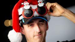 Robbberto saluta la F1 in evidente stato confusionale