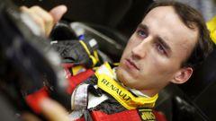 Robert Kubica ai tempi un cui correva in Formula 1