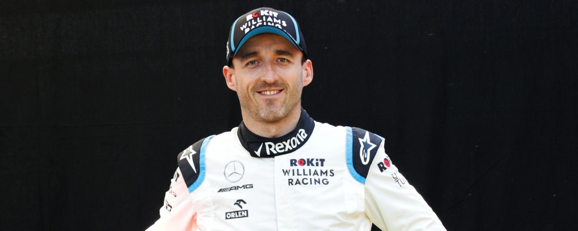 Robert Kubica #88 F1 2019
