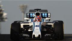 Robert Kubica in azione con la Williams FW40