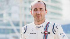 Robert Kubica in Williams 2018