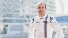 Robert Kubica, test driver della Williams