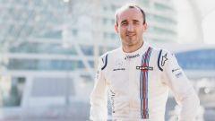 F1 2018: Robert Kubica in pista con la Williams nei test di Barcellona