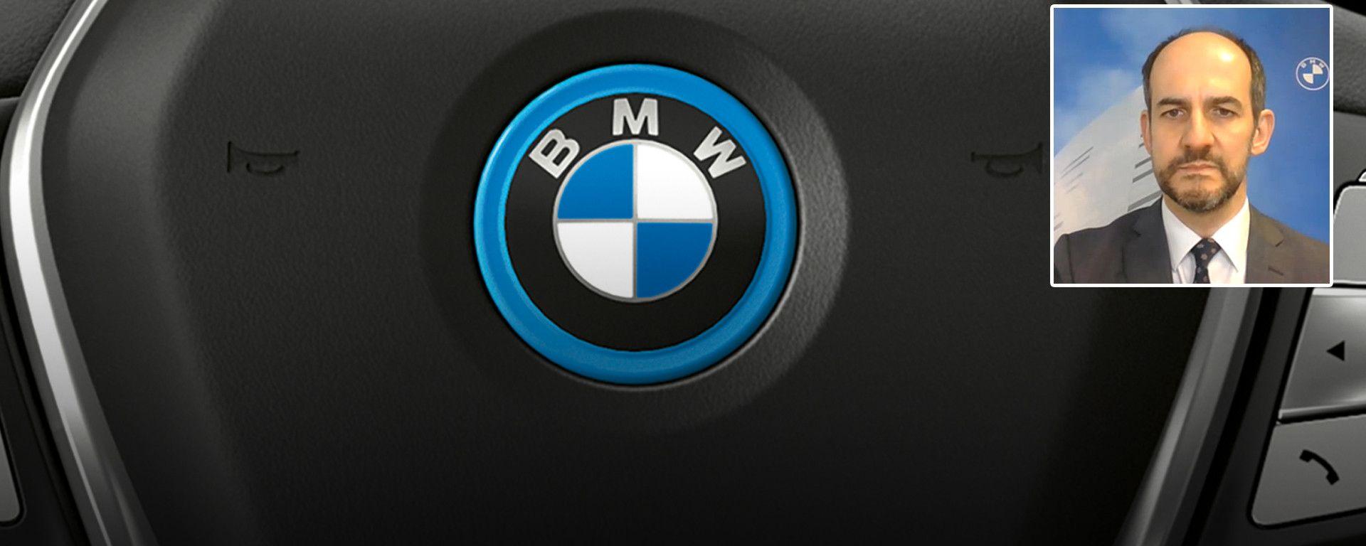 Roberto Olivi, Direttore Relazioni Istituzionali e Comunicazione BMW Group Italia