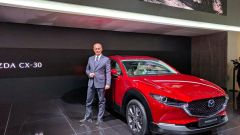 Roberto Pietrantonio, amministratore delegato Mazda Italia