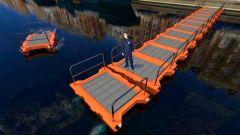 Roboat ad Amsterdam: da barche a pontili galleggianti