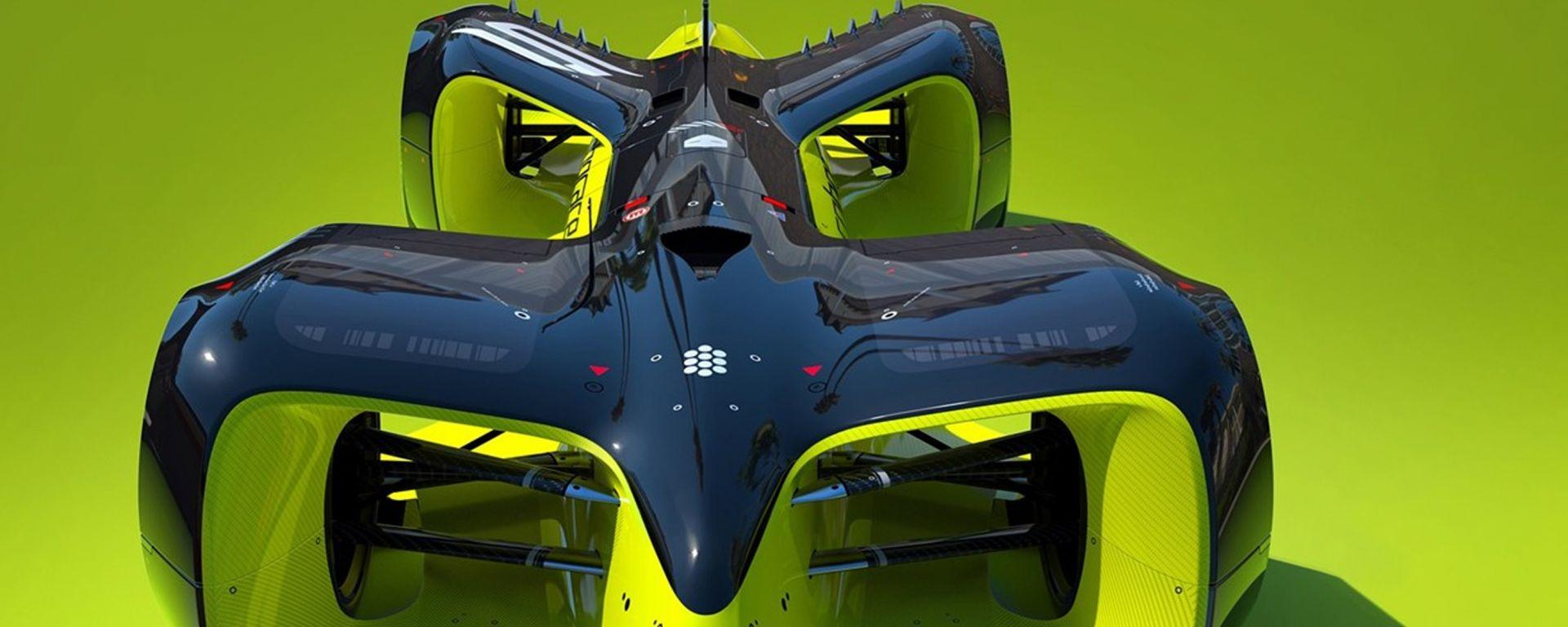 Roborace: la Formula 1 a guida autonoma