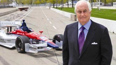 Roger Penske, proprietario dell'IndyCar