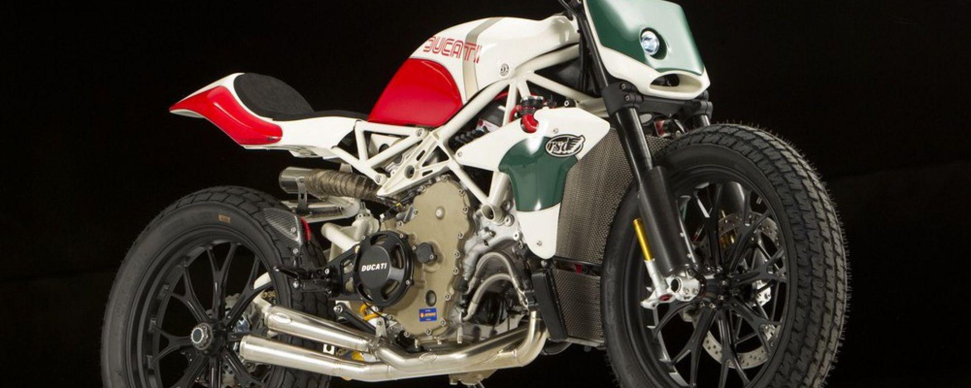 Ducati Desmosedici Dirt Track