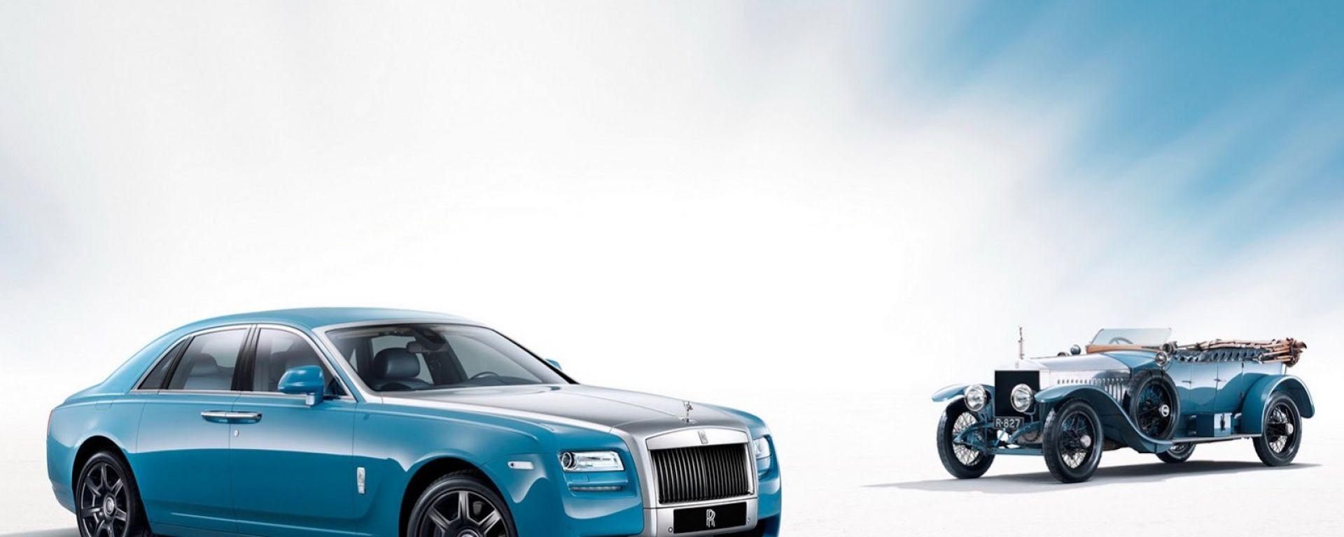 Rolls Royce Alpine Trials Centenary