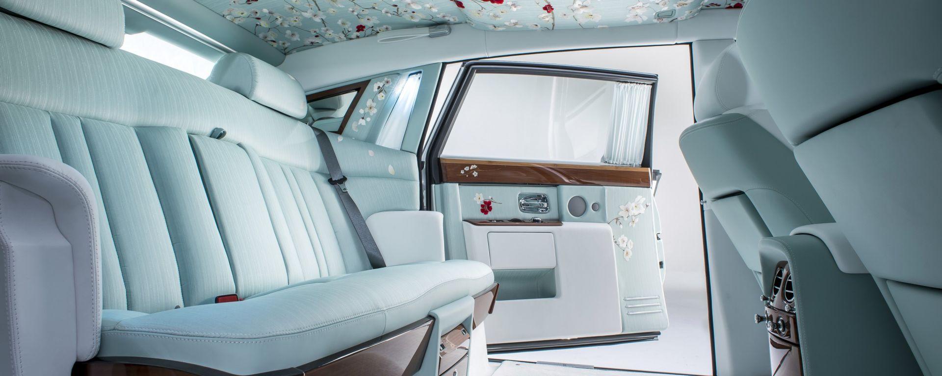 Rolls-Royce Bespoke Serenity Phantom