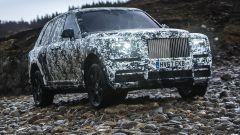 Rolls Royce Cullinan: il suv debutta in video sul National Geographic