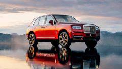 Rolls-Royce Cullinan: quando SUV fa rima con lusso - Immagine: 2