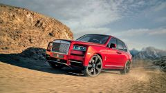 Rolls-Royce Cullinan: quando SUV fa rima con lusso - Immagine: 9