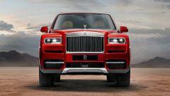 Rolls-Royce Cullinan: quando SUV fa rima con lusso - Immagine: 10