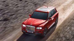 Rolls-Royce Cullinan: quando SUV fa rima con lusso - Immagine: 11