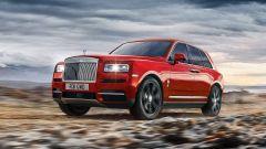 Rolls-Royce Cullinan: quando SUV fa rima con lusso - Immagine: 12