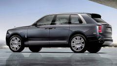 Rolls-Royce Cullinan: quando SUV fa rima con lusso - Immagine: 20