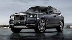 Rolls-Royce Cullinan: quando SUV fa rima con lusso - Immagine: 22