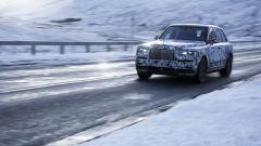 Rolls-Royce Cullinan: la Casa inglese ufficializza il nome - Immagine: 1