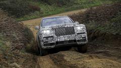 Rolls-Royce Cullinan: la Casa inglese ufficializza il nome - Immagine: 2