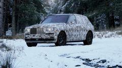 Rolls-Royce Cullinan: la Casa inglese ufficializza il nome - Immagine: 3