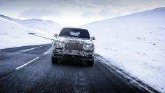 Rolls-Royce Cullinan: la Casa inglese ufficializza il nome - Immagine: 4