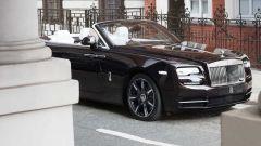 Rolls-Royce Dawn Mayfair: una delle più esclusive Rolls mai prodotte - Immagine: 7