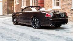 Rolls-Royce Dawn Myfair: esclusiva colorazione in Berwick Bronzeome