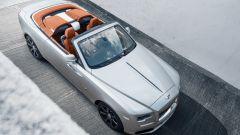 Rolls-Royce Dawn Silver Bullet: finiture esclusive