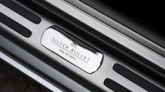 Rolls-Royce Dawn Silver Bullet: la placca numerata