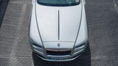 Rolls-Royce Dawn Silver Bullet: mossa dal V12 da 570 CV