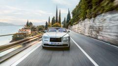 Rolls-Royce Dawn Silver Bullet: visuale frontale