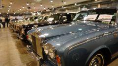 Rolls Royce d'epoca in fila - Auto e Moto d'Epoca 2016