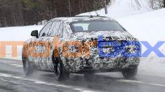 Rolls-Royce Ghost EWB: il posteriore