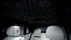 Rolls-Royce Ghost: i sedili e il cielo della piccola Rolls