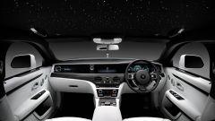 Rolls-Royce Ghost: l'abitacolo