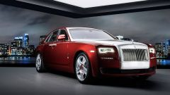 Rolls-Royce Ghost Red Diamond - Immagine: 1