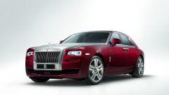 Rolls Royce Ghost Series II, foto e video - Immagine: 5