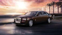 Rolls Royce Ghost Series II, foto e video - Immagine: 1